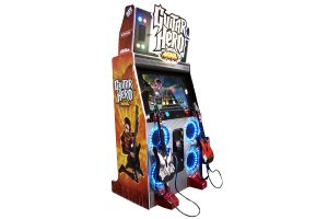 Máquina Músical Guitar Hero